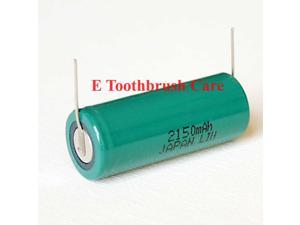 Replacement Battery with Pins for Philips Sonicare Elite (or Elite Pro) Toothbrush, Sanyo NiMH, 2150 mAh