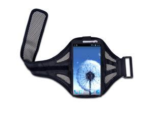 6 Colors Mesh Nylon Cloth GYM Sports Jogging Running Cycling Armband Pouch Bag Case Cover for Samsung Galaxy Note II