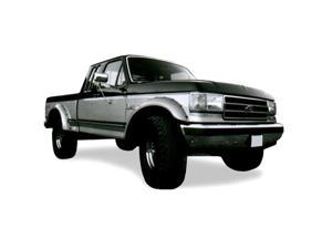 Bushwacker Cut-Out Fender Flares for 1987-1991 Ford F-Series / Bronco