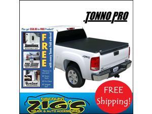 TonnoPro Tri-Fold Tonneau Cover for Ford F-250/F-350/F-450 6.5' Bed 42-302