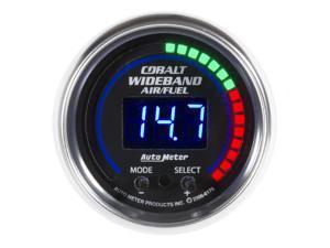 AutoMeter 6197 Cobalt Digital Air/Fuel Ratio Gauge * NEW *