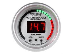 AutoMeter 4397 Ultra-Lite Digital Air/Fuel Ratio Gauge * NEW *