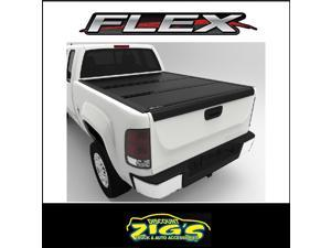 Undercover FLEX Hard Folding Tonneau Cover for 2016 Toyota Tacoma 5' Short Bed