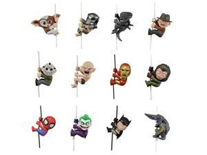 Scalers - Collectible Mini Characters- Series 1 and 2 Bundle