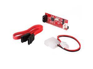 New SATA Serial-ATA to 3.5 IDE PATA HDD Converter Adapter Support  ATA100/133