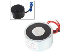 Powerful 50kg DC12V 500N Holding Electromagnet Magnet Lift Solenoid