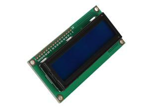 Mini 1602 16x2 HD44780 Character LCD Display LCM Module with Blue blacklight