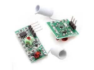 New RF Wireless Transmitter and Receiver module 433Mhz Link Kit