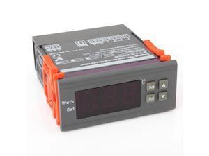 AC220V Digital Temperature Controller 0.1 Degrees Resolution