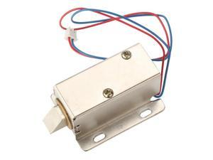 TFS-A21 Electric Lock Assembly Solenoid 12V Lock Tongue Upward for Drawer