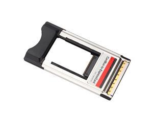 Adapter Pcmcia Card 54 mm to  34 Mm Express Card Pcmcia Ge-a021