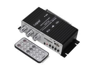 Lepai LP-A68 With Remote Control USB & FM Amp Car Mini Power Amplifier