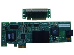 Refurbished: 3Ware AMCC PCI-E 9650SE-2LP RAID Controller 3Gb/s SATA II RAID CARD