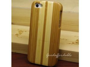 Euroge Tech 100% Natural Bamboo Case for iPhone 5