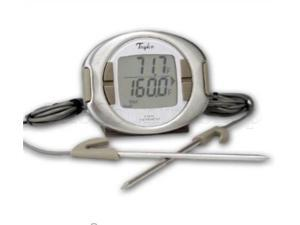 Taylor Digital Cooking Thermometer & Timer w/ 2 Probes