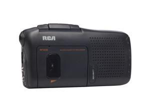 RCA RP3528 Portable Voice Activated Micro Cassette Tape Recorder Player