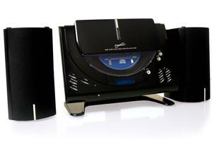 SuperSonic SC-3399M Radio CD Player Shelf System