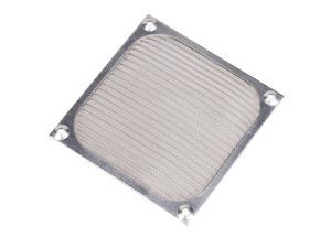 120mm Aluminum Dustproof Cover Dust Filter for PC Cooling Chassis Fan