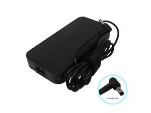 Genuine ASUS SLIM 120W [PA-1121-28] AC Adapter for Asus N76, N76VZ, N76VM, N76VZ-DS71 N56J Notebook/Laptop, Compatible with P/N: ADP-120ZB BB,90-N8BPW3000T, 90-N00PW6400T, 19V-6.32A 5.5x2.5mm