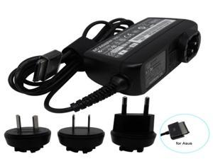 Travel Wall Charger Power Supply For Asus EEE Pad Transformer TF101 TF201 AD827M Tablet