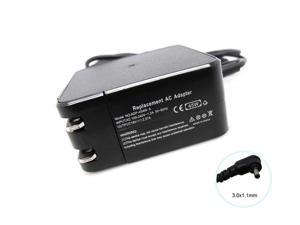 19V 45W wall AC Power Charger ASUS ZenBook UX31E-DH72-RG/UX21E-DH52/UX21E-ESL4 19V-2.37A, 3.0mm*1.1mm