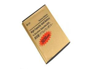 New Gold 3030mAh High Capacity Business Battery for SamSung I9220 GT-N7000