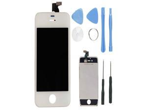 NEW  OEM Replacement LCD Touch Screen Digitizer Glass Assembly for iPhone 4S White  + TOOLS