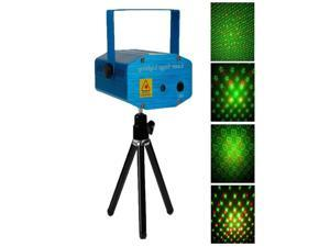 New Laser Stage Lighting R&G Laser Light Sound and Auto Active 110-240V --Perfect for Club,Bar,Disco,Party,DJ