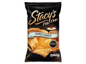 Stacy's Pita Chips, 1.5 oz Bag, Original, 24/Carton