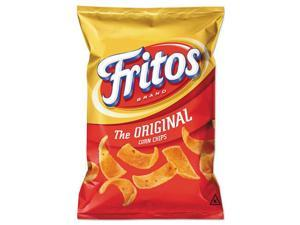 Fritos Corn Chips, 2 oz Bag, 64/Carton