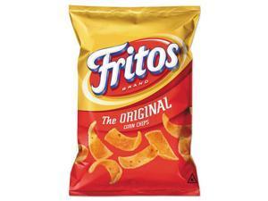 Fritos Corn Chips, 2 oz Bag, 64/Carton