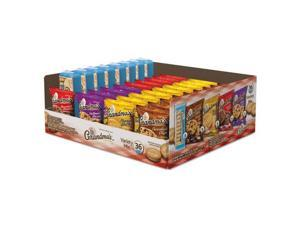 Grandma's Cookies Variety Tray 36 Ct, 2.5 oz Packs