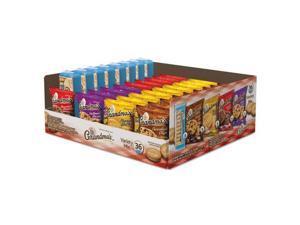 Grandma's Cookies Variety Tray 36 Ct, 2.5 oz Packs