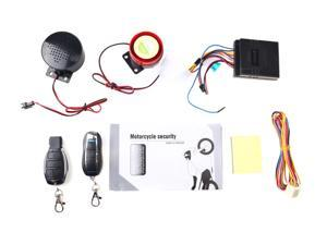 FEYCH Motorcycle Motorbike Scooter Anti-theft Security Remote voice Alarm