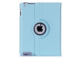360 Rotating Magnetic PU Leather Case Smart Cover Flip Stand Protector For Apple ipad5/air