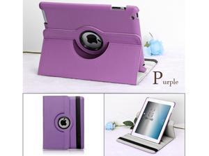 360 Rotating Magnetic PU Leather Case Smart Cover Flip Stand Protector For Apple iPad mini4