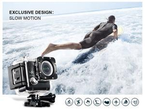 M20 2.0 inch 4K Ultra HD 12MP WiFi Sport DV Video Action Camera Cam Mini SJ4000
