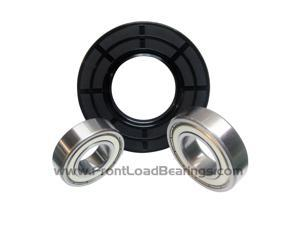 W10250763 High Quality Front Load Whirlpool Washer Tub Bearing and Seal Kit Fits Tub
