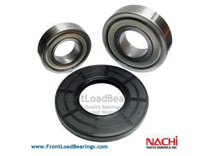W10772619 Nachi High Quality Front Load Whirlpool Washer Tub Bearing and Seal Repair Kit