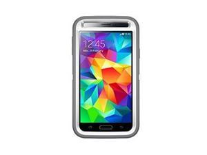 Samsung Galaxy S5 Otterbox White/Grey (Glacier) Defender series case