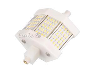 R7s 78mm Dimmable 60 SMD LED Bulb Warm White Halogen Flood Light Lamp 6W 600LM
