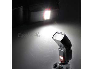 LED Speedlight Speedlite Flash Flashgun Light for Canon DSLR Camera Camcorder
