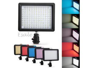 10W CN-126 Video LED Light White Dimmable on Camera Camcorder DSLR