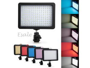 CN-160 LED Video Light 1280LM 12W Dimmable for Nikon Canon DSLR Camera Camcorder