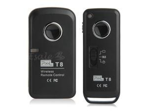 Pixel Wireless Shutter Release Remote Control T8/DC0 for Nikon D800 D700 D300s