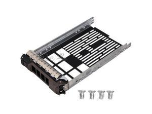 "3.5"" SATA SAS HDD Hard Drive Tray Caddy for DELL F238F"