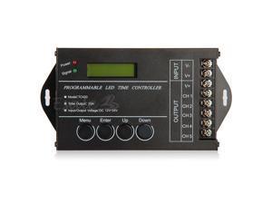 Digital LCD Timer Controller Garden Yard Irrigation Water System DC12-24V
