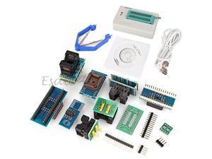 USB Universal Programmer TL866CS Universa Mini High Speed  With 9 pcs Adapters