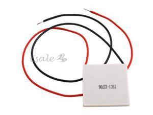 TEC1-12706 TEC Thermoelectric Cooler Peltier Module CPU