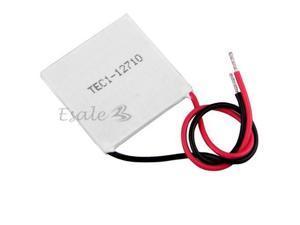 TEC1-12710 TEC Thermoelectric Cooler Peltier Module CPU
